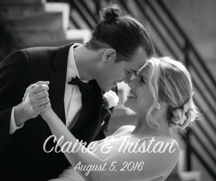 View Claire and Tristan's Wedding by Keith Meinhold