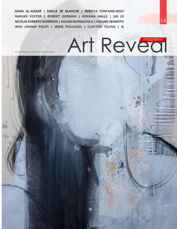 View Art Reveal Magazine #14 by Anne Grahm, Tero Koskinen