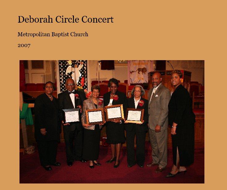 View Deborah Circle Concert by Lynn Jackson