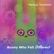 Bunny Who Felt Different book cover