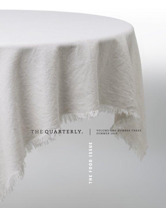 View Observer Quarterly: Volume 1 Number 3 by Design Observer