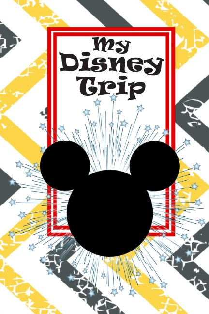 View Unofficial Disney Trip Activity & Autograph Book by Danielle Reeves