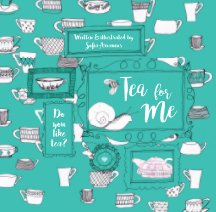Tea For Me book cover