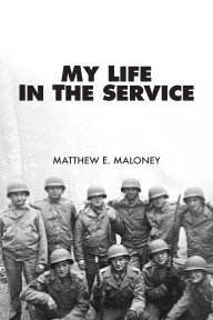 MY LIFE IN THE SERVICE book cover