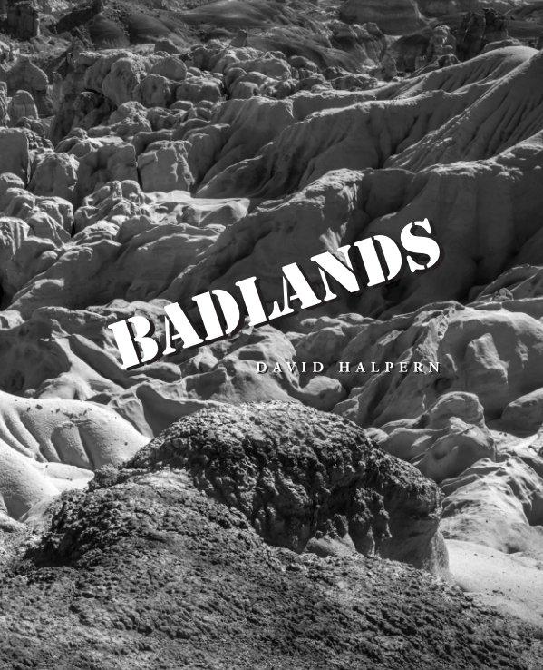 View Badlands by David Halpern