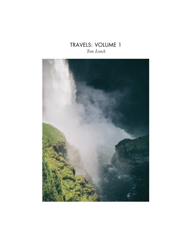 View Travels by Tom Loach
