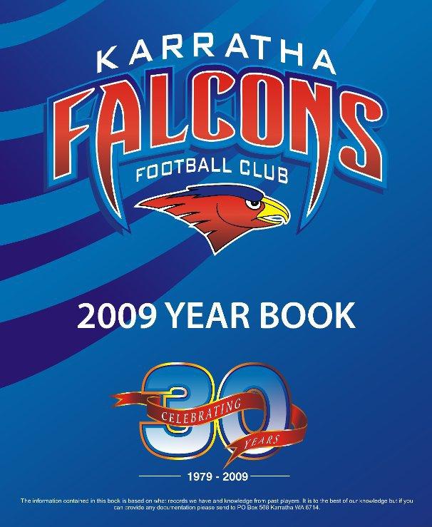 View Karratha Falcons Football Club Year Book by Westy