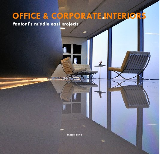 View Office and Corporate interiors Vol.2 by Marco Boria