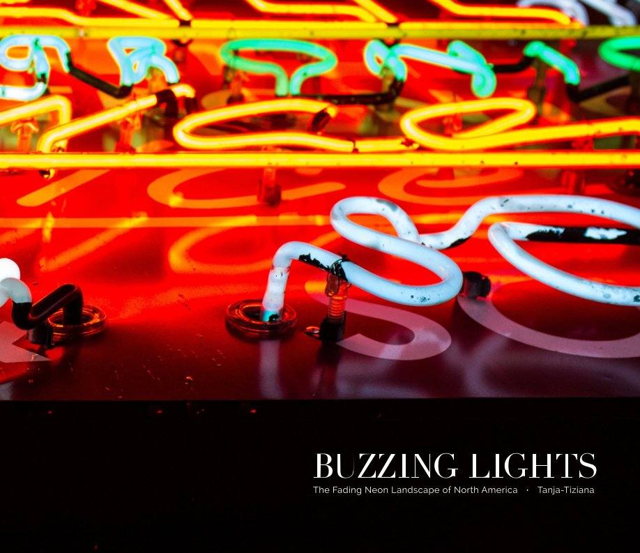View Buzzing Lights: The Fading Neon Landscape of North America by Tanja-Tiziana