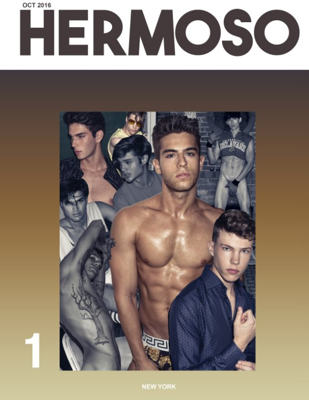 View Hermoso Magazine: Issue 1 by Desnudo Magazine