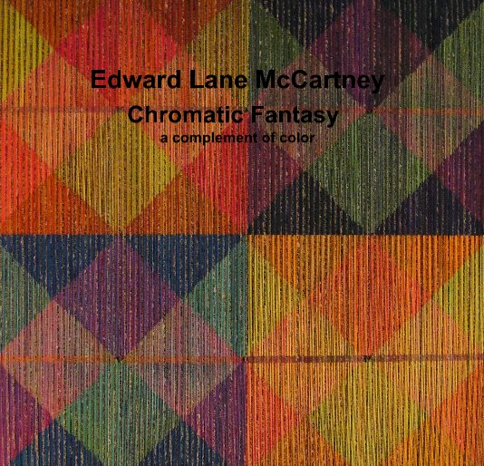 View Edward Lane McCartney: Chromatic Fantasy by David Gooding