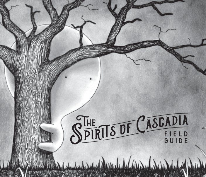 View The Spirits of Cascadia Field Notes - Hardback by Adam Lee Allan-Spencer