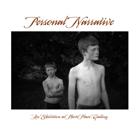 View Personal Narrative, Softcover by PhotoPlace Gallery
