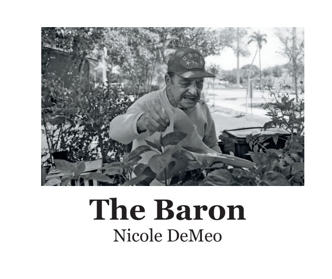View The Baron (softcover) by Nicole DeMeo