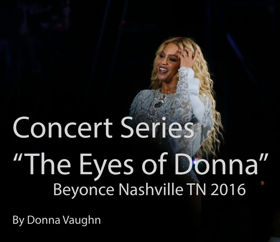 """View Concert Series: """"The Eyes of Donna"""" by Donna Vaughn"""