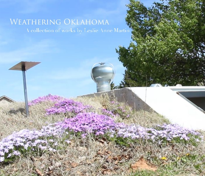 View Weathering Oklahoma by Leslie Anne Martin