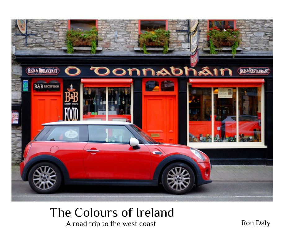 View The Colours of Ireland by Ron Daly