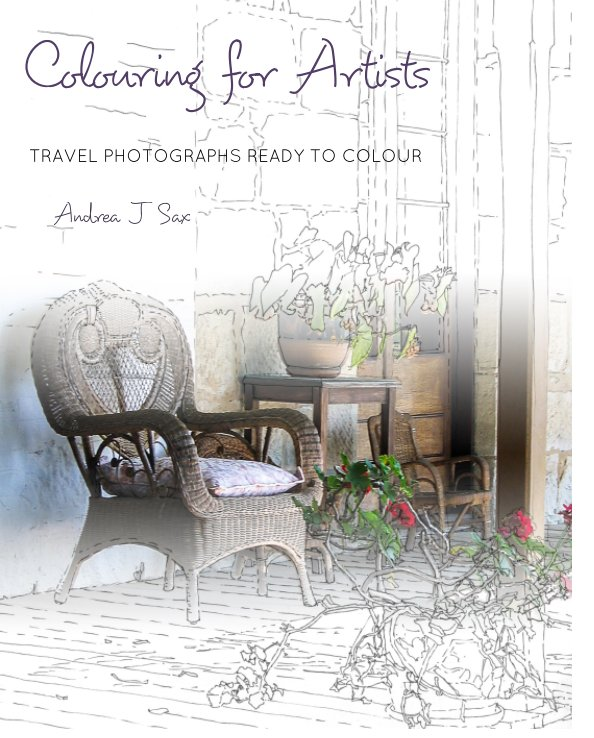 View Colouring for Artists by Andrea J Sax