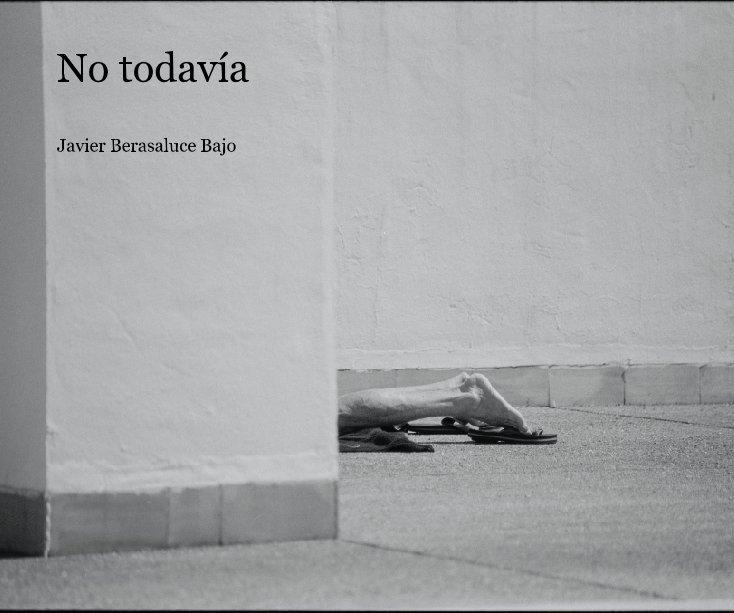 View No todavía by Javier Berasaluce Bajo