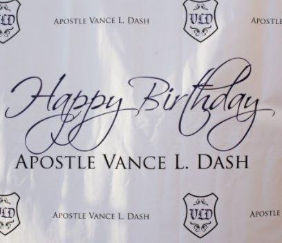 Apostle Vance L. Dash book cover