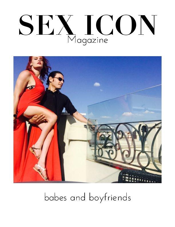 View Sex Icon Magazine by Erin Clark