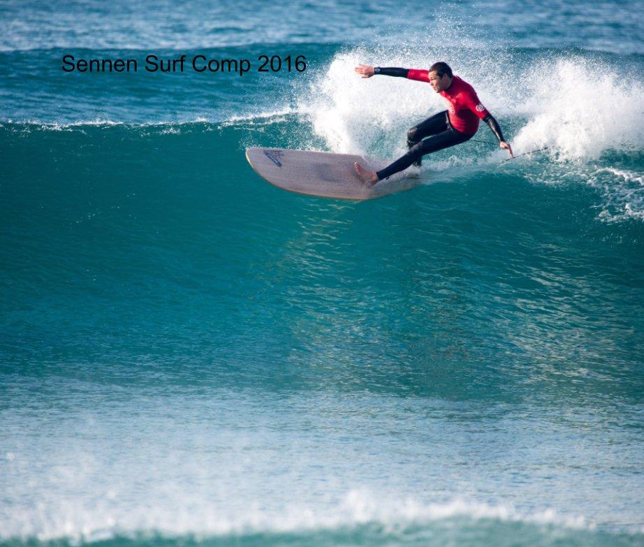 View Sennen Surf Comp 2016 by Nigel Williama