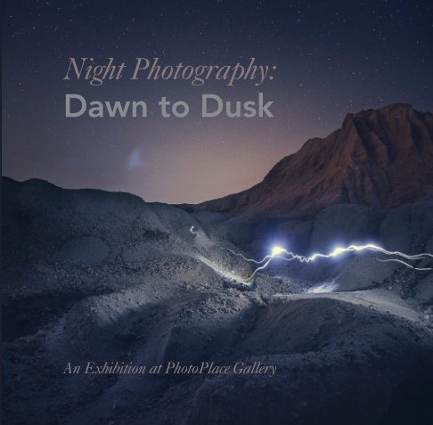 View Night Photography, Softcover by PhotoPlace Gallery