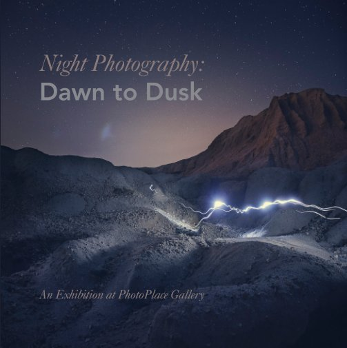 View Night Photography, Hardcover Imagewrap by PhotoPlace Gallery