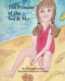 The Princess  of the  Sea and Sky book cover