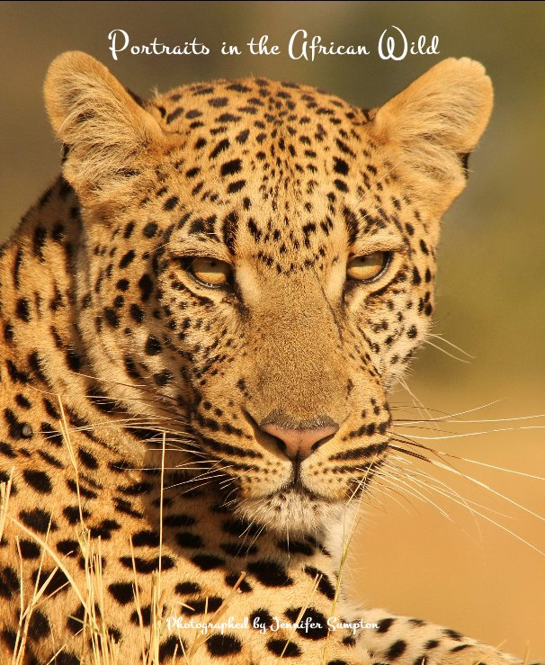View Portraits in the African Wild by Jennifer Sumpton