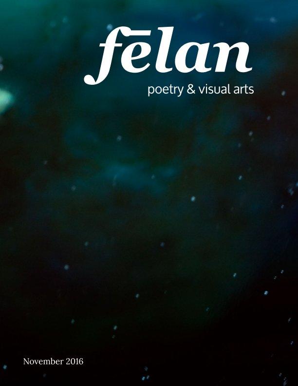 View felan - issue 8 Envy by Jennifer Nichole Wells