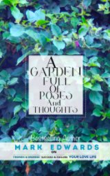 A Garden Full Of Roses and Thoughts book cover