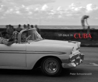 10 days in CUBA book cover