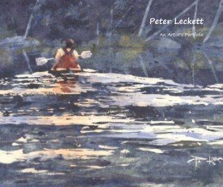 Peter Leckett book cover