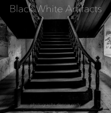Black White Artifacts book cover