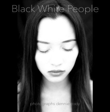 Black White People book cover