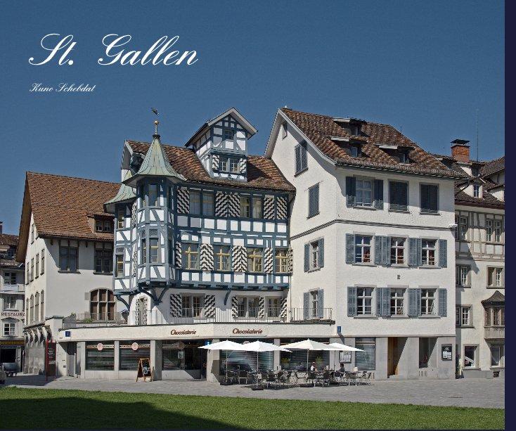 Bekijk St. Gallen op Kuno Schebdat