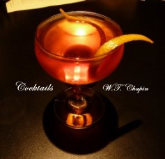 Cocktails book cover