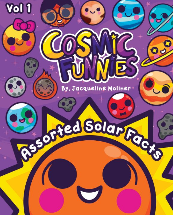 View Cosmic Funnies by Jacqueline Moliner