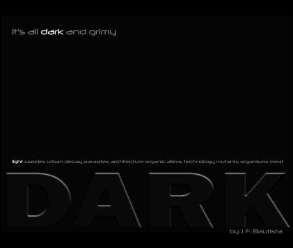 Dark book cover