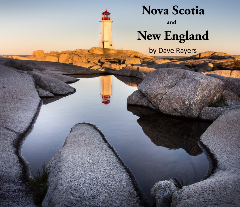 View Nova Scotia and New England by Dave Rayers