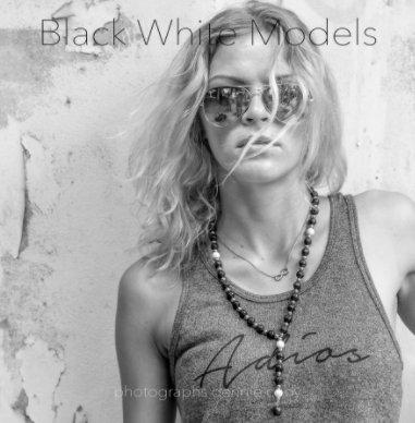 Black White Models book cover