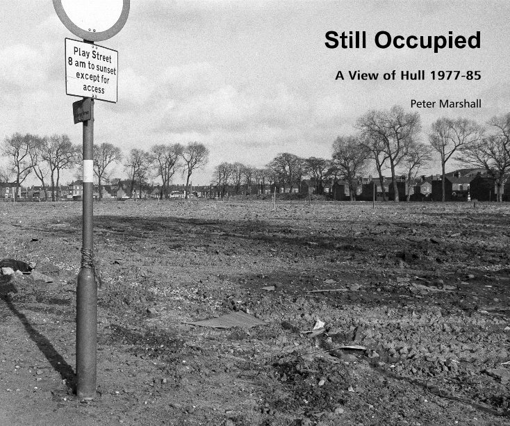 View Still Occupied by Peter Marshall