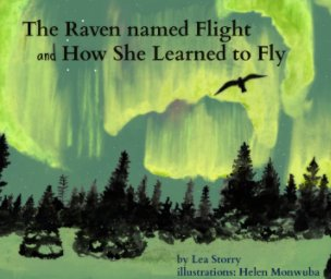 The Raven named Flight and How She Learned to Fly book cover