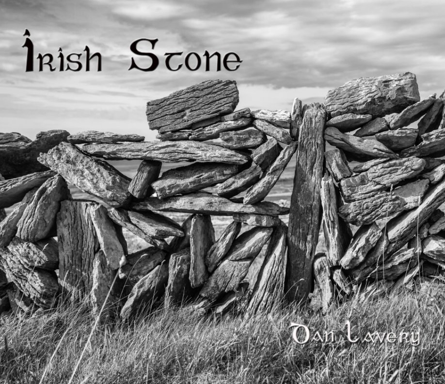 View Irish Stone by Dan Lavery