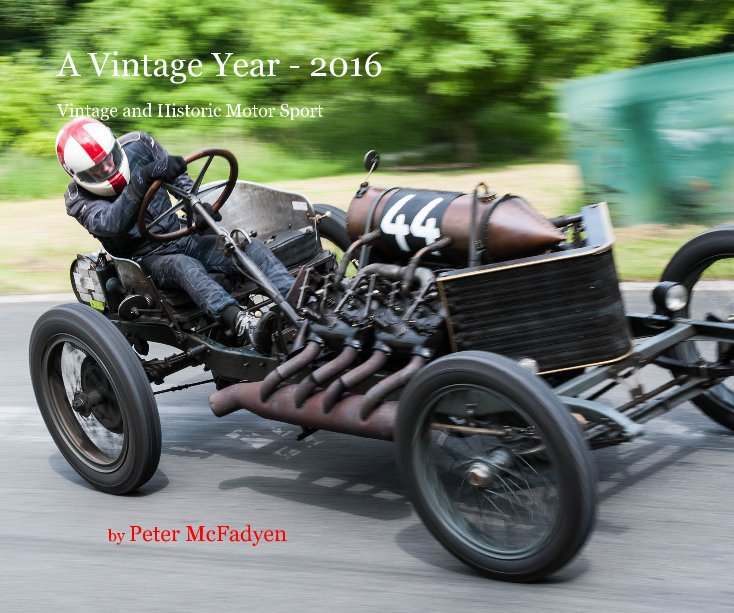 View A Vintage Year - 2016 by Peter McFadyen