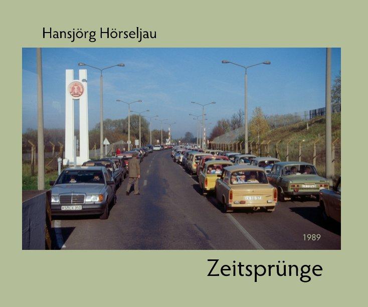 Zeitsprünge nach Hansjörg Hörseljau anzeigen