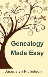 Genealogy Made Easy book cover
