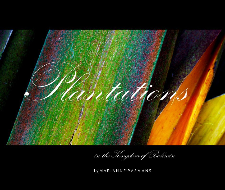 View PLANTATIONS by Marianne Pasmans