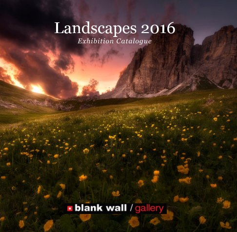 View Landscapes 2016 by Blank Wall Gallery